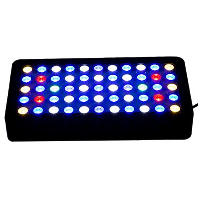 厚屹LED水族灯HYA05-LENS-55X3W-B可调光多波